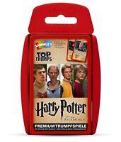 Top Trumps - HARRY POTTER und Der Feuerkelch - 62516 - NEU