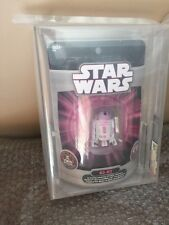 Star Wars R2-KT Imperial Droid Figure Katie Johnson SDCC 2007 Hasbro AFA U90 WOW