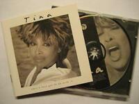 "TINA TURNER ""WHAT'S LOVE GOT TO DO WITH IT"" -  CD"