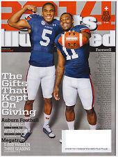 Sports Illustrated December 30, 2013 Auburn Football, Megatron, Candlestick Park