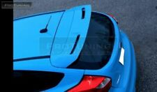 For Ford Focus MK3 Rear Boot Trunk  Roof Spoiler High Kick Wing