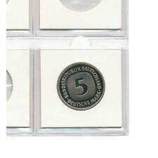 SAFE 1000 Münzrähmchen 50x50mm zum Heften Innendurchmesser 30 mm