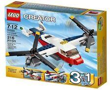 "LEGO® Creator 31020 ""Flugzeug-Abenteuer"" 3in1 Modell Kreativität NEU/OVP"