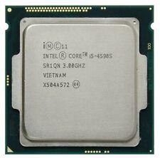 Intel Core i5 4590S SR1QN | 3.00GHz Quad Core LGA1150 CPU Processor