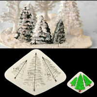 3D Silikonform Mold Weihnachten verschiedene DIY Handwerk Abformen