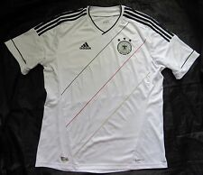 DEUTSCHLAND/ GERMANY EURO 2012 home jersey shirt ADIDAS 2013 adult SIZE XL