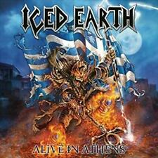 ICED EARTH - ALIVE IN ATHENS: 20TH ANNIVERSARY (5 LP) NEW VINYL