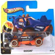 Hot Wheels 87/250 Quicksand Diecast Car HW Stunt 2013 - X1728 - NEW