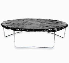 10FT Trampoline Weather Rain Dust Cover Black Waterproof Outdoor