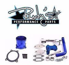 Rudy's EGR & Throttle Valve Delete For 2010-2012 Dodge Ram 6.7L Cummins Diesel