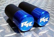 Honda 09-18 CBR600RR No-Cut 3D Frame Sliders CBR 600RR 16 15 14 13 12 11 10 Blue