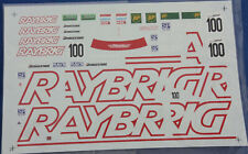 Decal RAYBRIG Honda NSX für Tamiya Studio27? UMI?