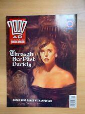 2000AD PROG 760 (7 DEC 1991) LARGE UK COMIC - JUDGE DREDD