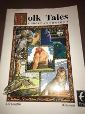 FOLK TALES - A SHORT ANTHOLOGY BY JANE O'LOUGHLIN - VERY GOOD