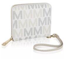 Wristlet Wallet by Mia K Farrow Black Bismarlyn Zip New MFK Collection
