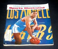 SPORTS ILLUSTRATED OCTOBER 24 1966 ELGIN BAYLOR