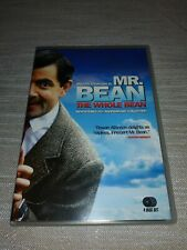 Mr. Bean The Whole Bean Remastered 25th Anniversary Collection 4-disc Set