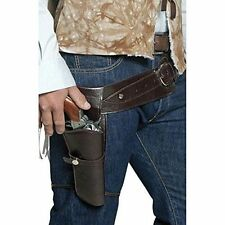 Smiffys Authentic Western Wandering Gunman Belt and Holster