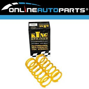 Front Raised Coil Springs Pair for Ford Maverick/Nissan Patrol 1988-2016