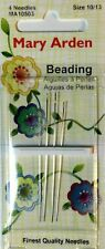 *NEW* BEADING NEEDLES SIZE 10/13 BY MARY ARDEN