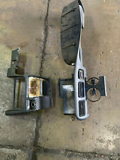 TOYOTA HILUX 2001 DASH SURROUND INCLUDING CUP HOLDER KZN165R