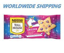 Nestle Toll House Unicorn Pink & Blue Swirled Vanilla Morsels 10 Oz WORLD SHIP