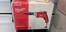 Milwaukee 6742-20 Drywall Screwdriver 0-4000 RPM NEW!