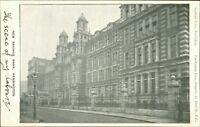 Post Office Savings Bank,  Kensington.  23 Blythe Road.  c.1904 AK.1207