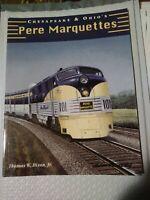 Chesapeake & Ohio's Pere Marquettes America's First Postwar Streamliners