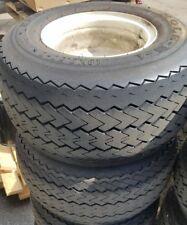 (1) Golf Cart Tire & Wheel 18x8.50-8' EZGO YAMAHA CLUB CAR 4 HOLE FOUR LUG FLEET
