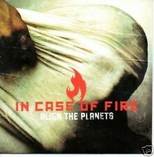 (831V) In Case Of Fire, Align The Planets - DJ CD