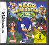 """ Sega Superstars Tennis "" (Nintendo DS)"