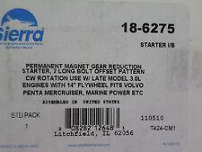 Sierra Inboard Starter 18-6275
