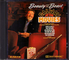 James GALWAY AT THE MOVIES Beauty and the Beast Somewhere Out There Godfather CD