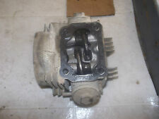HONDA TRX 1986 125 cylinder head valves I have more parts for this quad/others