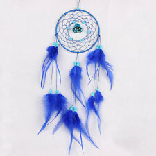 Large Dream Catcher With feathers Wall Hanging Decoration Decor Bead Ornament