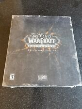World of Warcraft: Cataclysm -- Collector's Edition SEALED!