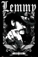 LEMMY - TRIBUTE POSTER - 24x36 MOTORHEAD MUSIC 51776