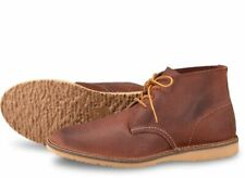 Red Wing Shoes Style 3326 Weekender Chukka Red Maple First Quality