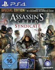 Ps4 des assassins creed Syndicate special edition ps4 neuf