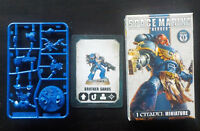 Games Workshop Warhammer 40K Space Marine Heroes Brother Garus Bolter