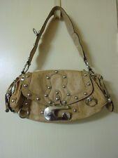 Guess Handbag Women's Large Embellished Buckle Flap