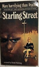 STARLING STREET by Dinah Palmtag (1973) Dell horror pb 1st