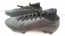 Nike Mercurial Superfly 7 Elite FG soccer cleats sz 11 black AQ4174 001