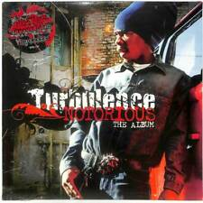 Turbulence - Notorious (The Album) - Sealed - LP Vinyl Record