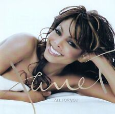 JANET JACKSON : ALL FOR YOU / CD
