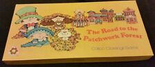 Vintage The Road to the Patchwork Forest Calico Crossings Game