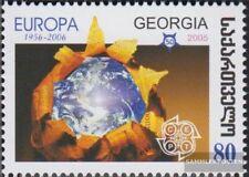Georgien 514 (kompl.Ausg.) postfrisch 2006 Europa
