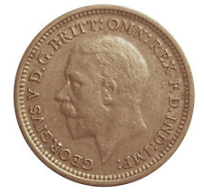 1935 GEORGE V. - THREEPENCE /SILVER - UNCIRCULATED     #UEC133