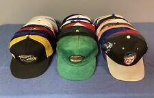 VINTAGE 80's 90's 00's Farm Sports Etc. Snapback + Trucker Hats Caps (50) Lot #3